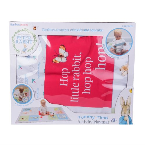 Peter Rabbit Activity Playmat - Beatrix Potter