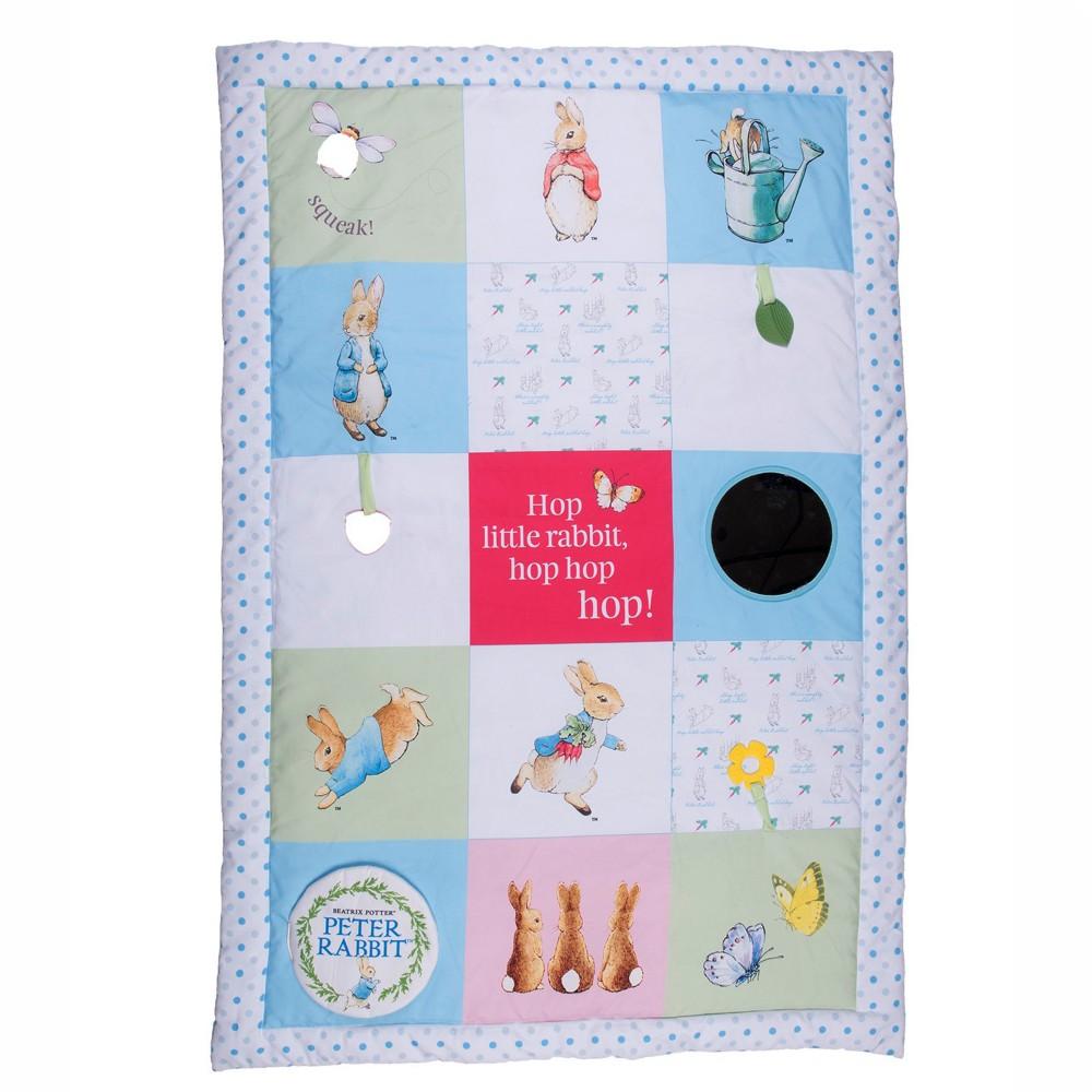 Peter Rabbit Activity Playmat - Beatrix Potter
