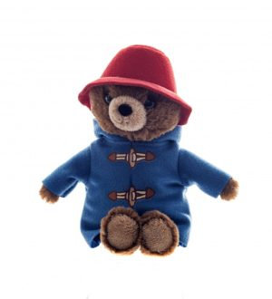 Paddington Bear Movie Bean Toy - Rainbow Designs