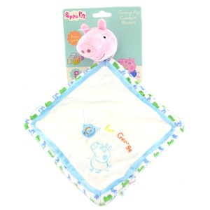 Peppa Pig George Comforter - Rainbow Designs