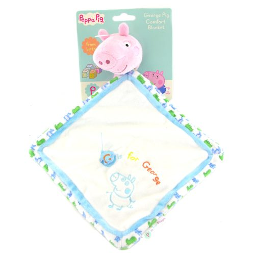 Peppa Pig George Comforter - Rainbow Designs