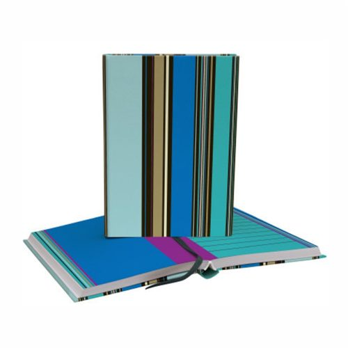 Right Stripes Deluxe Softback Journal - Roger La Borde
