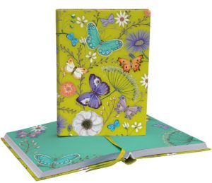 Butterfly Ball Softback Journal - Roger La Borde