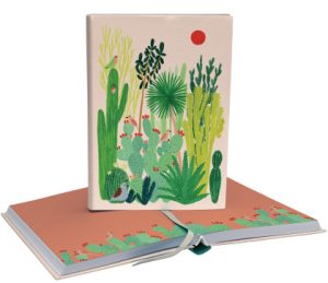 Joshua Tree Softback Journal - Roger La Borde