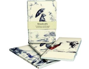 Mondoodle Exercise Notebook Bundle - Roger La Borde