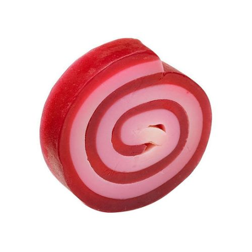 Rose & Co Patisserie de Bain Cranberries and Cream RolyPoly Soap