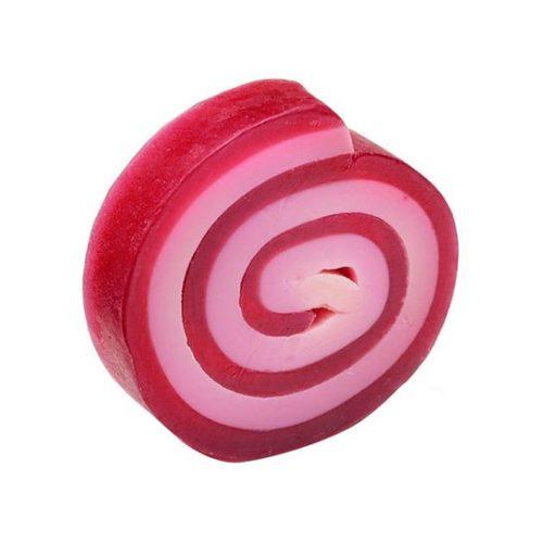 Rose & Co Patisserie de Bain Rhubarb & Custard RolyPoly Soap