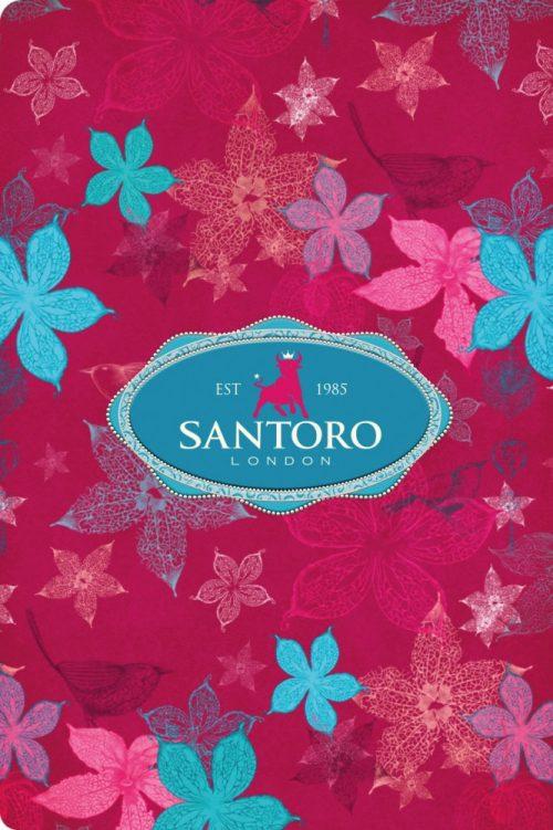 2019 Pocket Diary, Parasol - Santoro