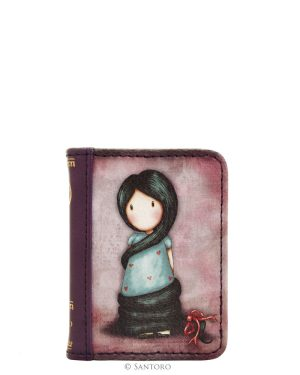 Gorjuss Chronicles Coin Purse - Rapunzel