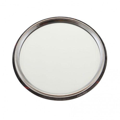 Gorjuss Tartan Pocket Mirror And Envelope - The Collector
