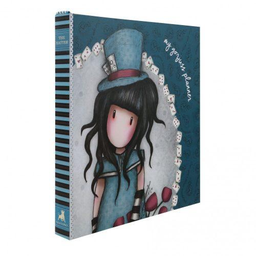 Gorjuss Boxed Planner Set - The Hatter