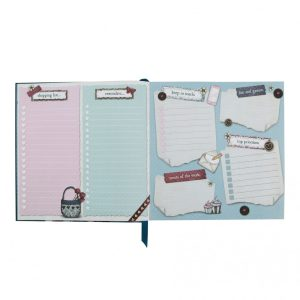 Gorjuss Boxed Planner Set - The Hatter