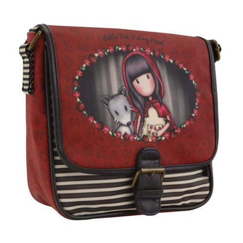 Gorjuss Little Red Riding Hood Coated Saddle Bag