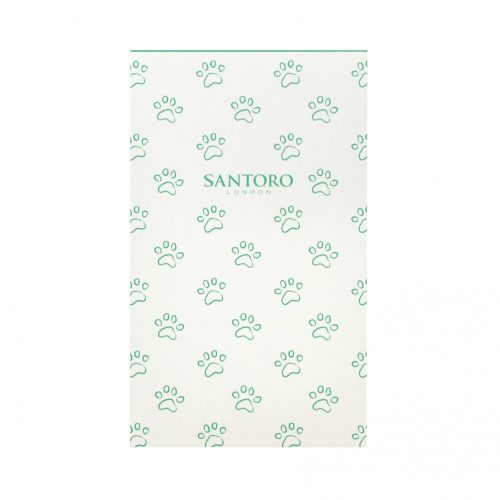 Santoro Felines Cat Matchbook Notebook - Feline Fine