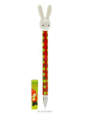 Poppi Loves - Pen with 3D Bunny Topper