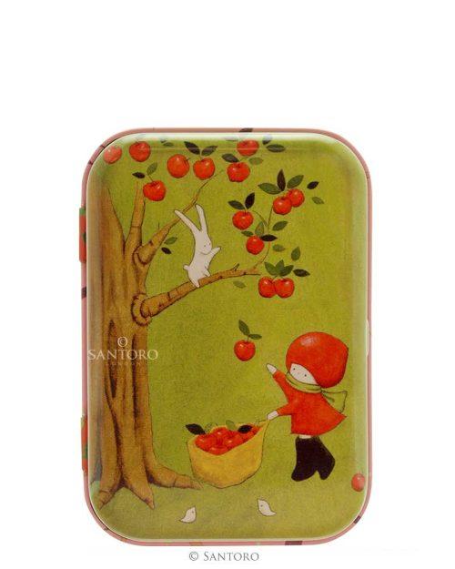 Poppi Loves Trinket Tin - Apple Pick