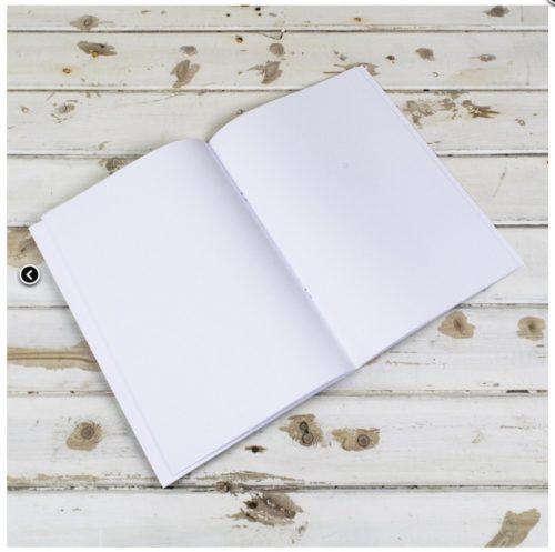 Love Hearts A4 Notebook - Soul UK