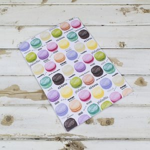 Macaroons A4 Notebook - Soul UK