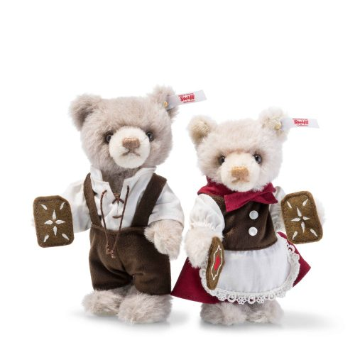 Steiff Hansel and Gretel Bears Limited Edition - EAN 006647