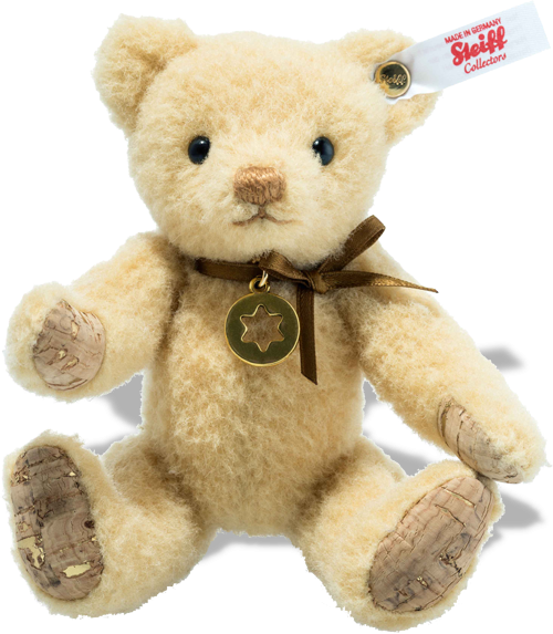 Steiff Stina Teddy Bear Limited Edition - EAN 006364