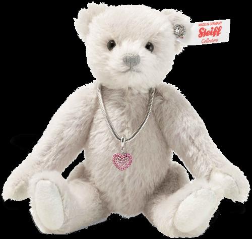 Steiff Swarovski Crystal Love Teddy Bear Limited Edition - EAN 006494