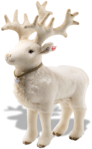 Steiff Winter Reindeer Limited Edition – EAN 006654