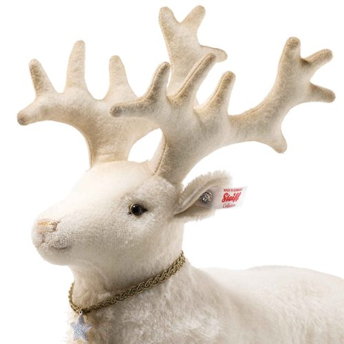 Steiff Winter Reindeer Limited Edition - EAN 006654