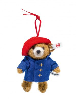 Steiff Paddington Bear Mohair Ornament EAN 690396
