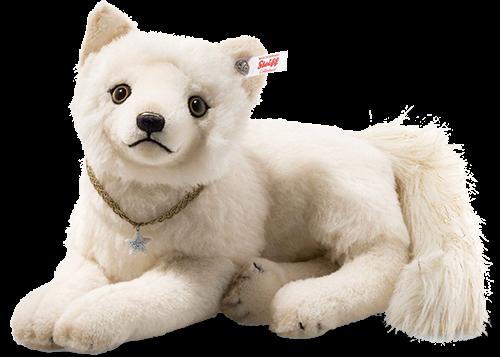 Steiff Winter Fox Limited Edition - EAN 006661