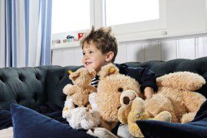 Kim Teddy Bear - Steiff EAN 013584