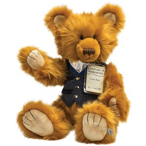 Louis - Silver Tag Bear Limited Edition