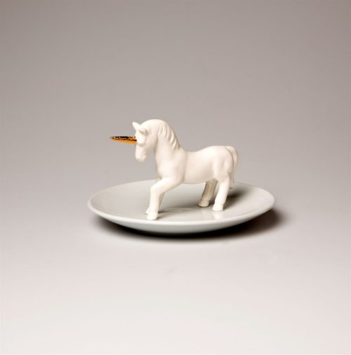 Unicorn Trinket Dish - Sass and Belle