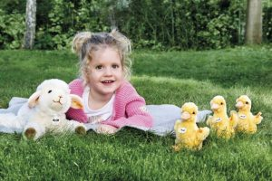 Pilla Duckling - Steiff EAN 073335