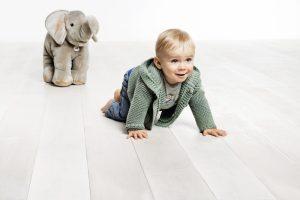Trampili Elephant - Steiff EAN 064043