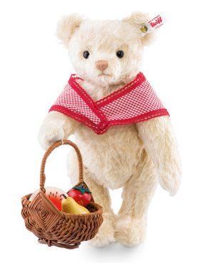Picnic Mama Teddy Bear - Steiff Limited Edition EAN 021480