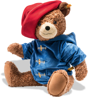 Steiff Large Paddington Bear, 60 cm - EAN 690372