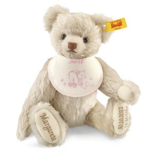 Steiff Personalised Birth Classic Teddy Bear EAN 001758