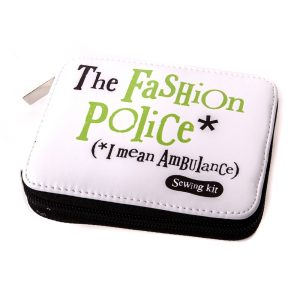 Fashion Police Sewing Kit - The Bright Side