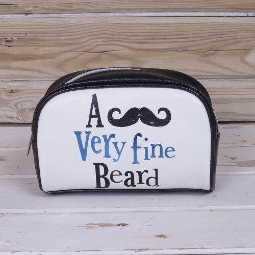 A Very Fine Beard Trim Bag - The Bright Side