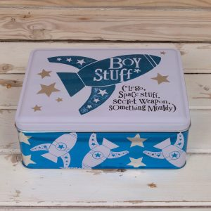 Essential Boys Stuff Tin - The Bright Side