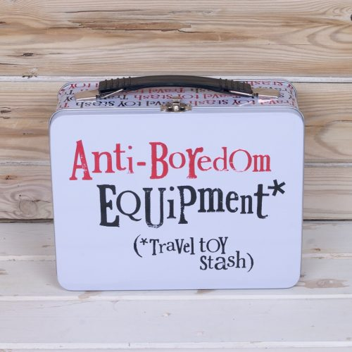 Anti-Boredom Equipment Toy Travel Stash Tin - The Bright Side