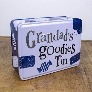 Grandad's Goodies Tin - The Bright Side