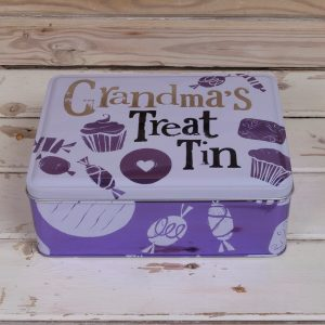Grandma's Treat Tin - The Bright Side