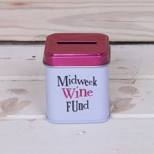 Midweek Wine Fund Tin - The Bright Side