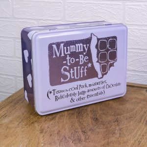 Mummy To Be Stuff Tin - The Bright Side