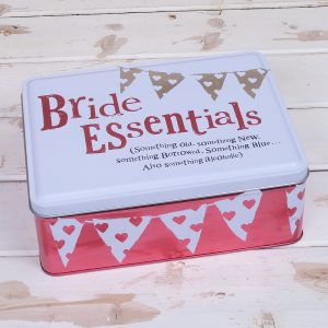 The Bride Essentials Tin - The Bright Side