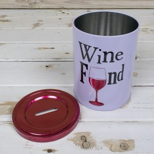 Wine Fund Tin – The Bright Side