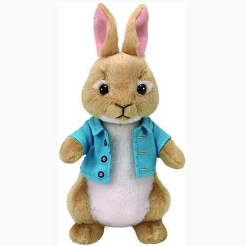 Cottontail Soft Toy TY Beanie - Peter Rabbit The Movie