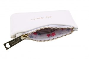 Big Spender White Rectangular Purse - Willow & Rose