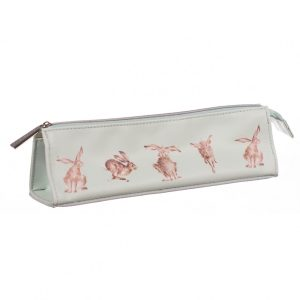Hare-Brained Brush Bag - Wrendale Designs